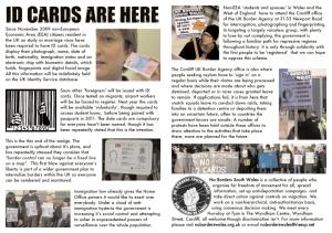 ID Card leaflet