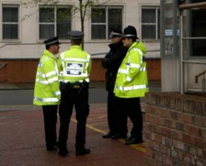 police-presence