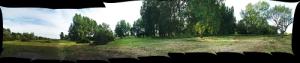 No Border Camp site