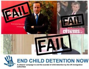 Party leaders and Citizens UK - failed