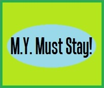 MY must stay!